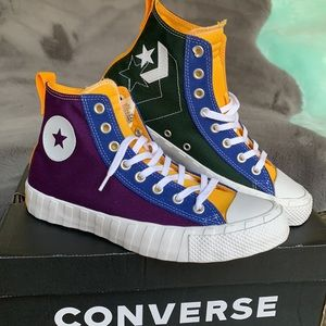 CONVERSE UNTITL3D HI Night Purple/Deep Emerald WMN